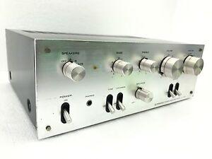 PIONEER-Stereo-Amplifier-SA-7300-Vintage-1975-70-Watts-RMS-Refurbished-Working