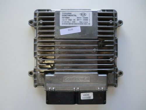 39101-2G893KIA OEM ENGINE CONTROL MODULE UNIT ECM ECU PCM