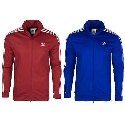 Adidas Originals Beckenbauer Retro Herren TT Trainingsjacke Sweatshirt Jacke XS S   eBay