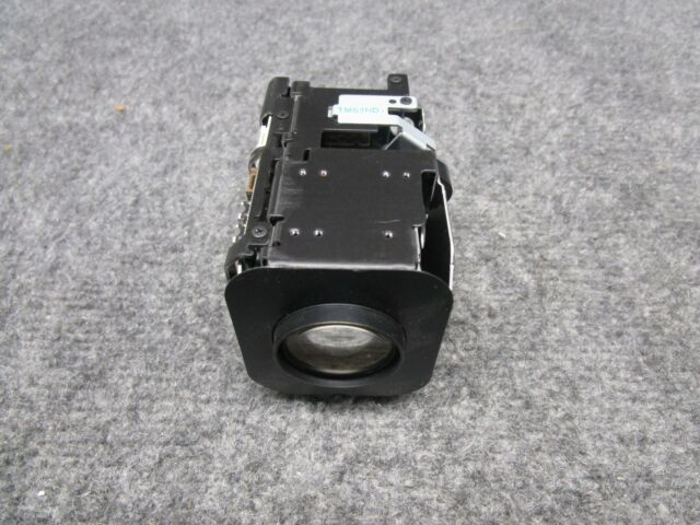 Sony FCB-EX980 Color Block 26Z Zoom W/ Wide/Telephoto Field of View *Tested*