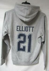 wholesale dealer 95d43 13a39 Dallas Cowboys Mens Small Ezekiel Elliott #21 Pullover ...