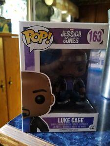 Jessica Jones #163 Luke Cage Funko POP Marvel