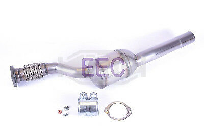 TYPE APPROVED  CATALYTIC CONVERTER  RE6083T