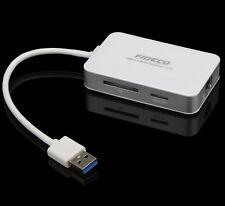 USB 3.0 RJ45 Gigabit Ethernet 1000M +TF/SD Card Reader + 3.0 HUB Multi-function