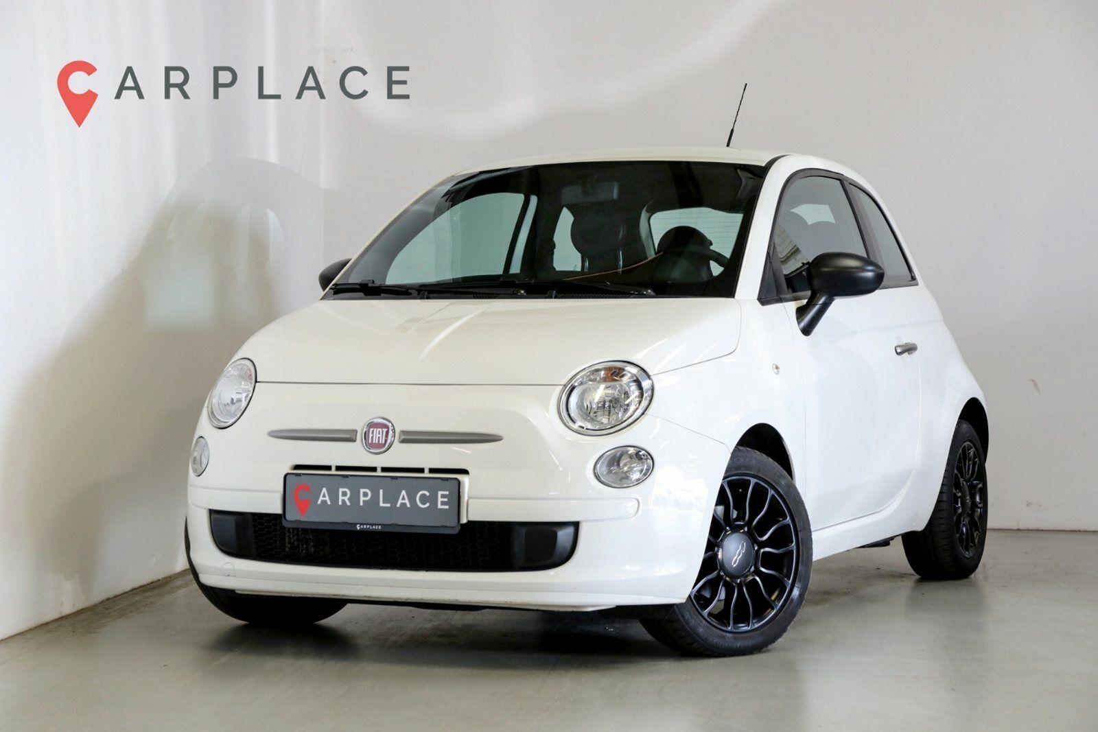 Fiat 500 0,9 TwinAir 85 Street 3d - 59.900 kr.