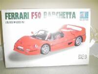 Model- Lee 01182- Ferrari F50 Barchetta (red)- 1:24 Scale- W51
