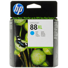 Genuine HP 88XL Cyan Ink Cartridge C9391AN For L7780 L7750 L7700 L7681 L7680