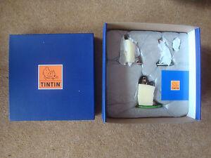 Tintin-Mini-Pixi-Expressions-Tintin-Trio-Ref-46220-Limited-to-2500