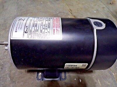 Pump Motor,Split Ph,3//4 HP,3450,115V,ODP CENTURY BN24V1