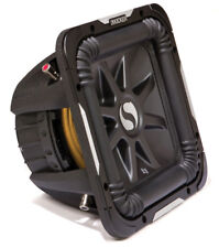 Kicker Solo-Baric L7 S12L72 1-Way 12in. Car Subwoofer