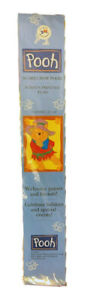 """WINNIE THE POOH DRESSED AS A SCARECROW FALL FLAG ~28"""" x 40""""~NEW IN PACKAGE"""