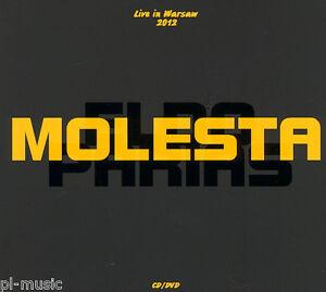 MOLESTA-LIVE-IN-WARSAW-2012-HIP-HOP-POLAND-CD-DVD-sealed