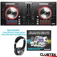 Numark Mixtrack Pro 3 DJ Controller + FREE headphones + Serato DJ Intro UK