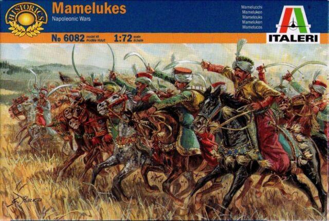 Italeri - Mamelukes (Napoleonic Wars) - 1:72