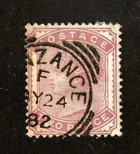 Great-Britain-stamp-81-used-Queen-Victoria-SCV-100
