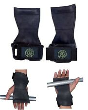 Golds Gym Weight Lifting Grips Training Gym Straps Gloves Wrist Support Bar Wrap