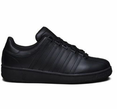 K-Swiss CLASSIC VN Noir Homme Sneakers 03343-001-Homme Taille