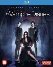 BLU-RAY  - THE VAMPIRE DIARIES  SEIZOEN 4  (NEW DVD SEALED)