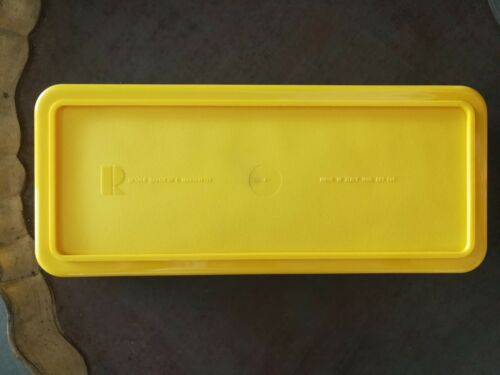 707 REXITE Mai Usati POSACENERE  Safe tray Mod colore Giallo