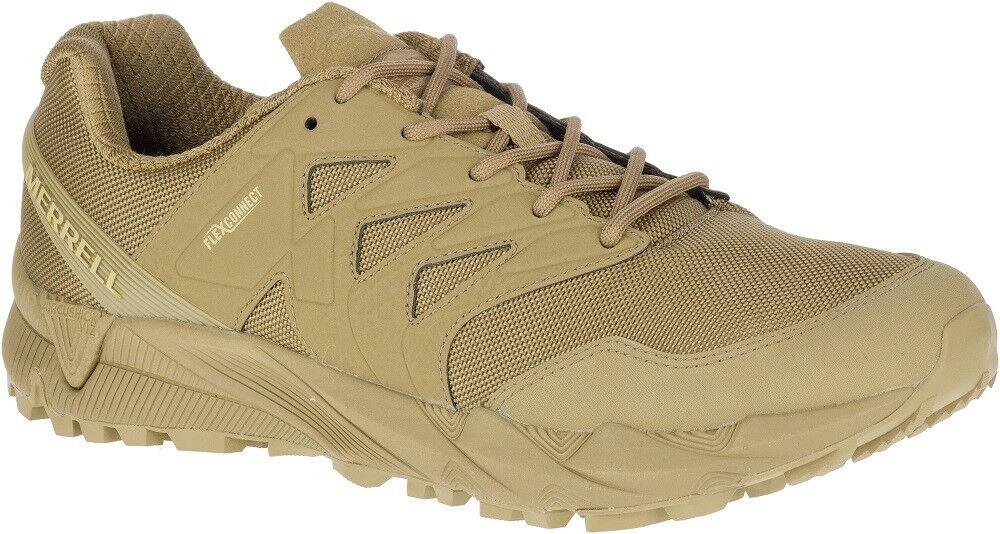 MERRELL Agility Peak J17761 Táctica Militar Ejército Combate Para Hombre Nuevos Zapatos De Desierto