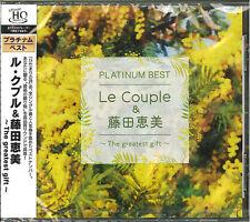 LE COUPLE, EMI FUJITA-PLATINUM BEST: THE GREATEST GIFT-JAPAN UHQCD E25