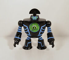 "RARE 2011 Black Haywire Clockwork 4.25"" Action Figure Ben 10 Ultimate Alien"