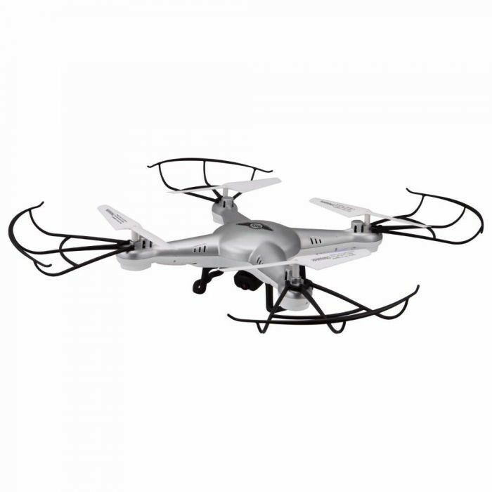 Sky Rider Quadcopter Drone With Wi-Fi And Camera