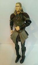 """LOTR - Legolas 7"""" Action Figure JRR Tolkien Marvel 2002 Collectible Toy Figure"""