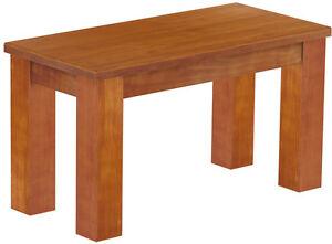 Bank Esszimmer Küche Holz Pinie Massiv 80 Kirschbaum Sitzbank
