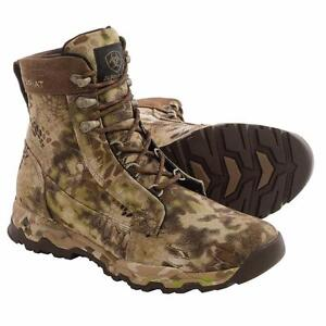 "New Ariat FPS H2O Hunting Boots 7"" Waterproof Kryptek ..."