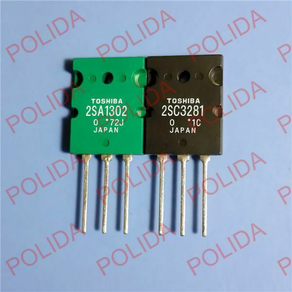 10pcs 2SC3182N A1265N//C3182N Transistor TO-3P 10pcs 2SA1265N