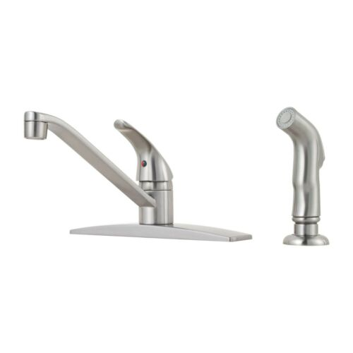 Price Pfister Pfirst Series 1-Handle Kitchen Faucet