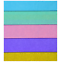 Qty 1 New Gift Wrap Bag Tissue Paper Colors 24 Sheets 20 x 20 Inches ~ Pastel