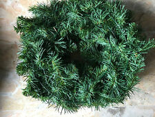 FLORISSIMA Türkranz,Adventskranz,Weihnachtskranz,künstl.Tanne,32-45cm großDurchm