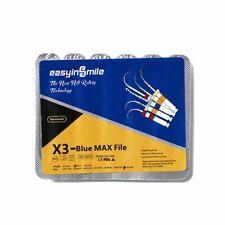18pc3packbox Dentallab Use X3 File X3 Blue Max File Endodontic High Flexible