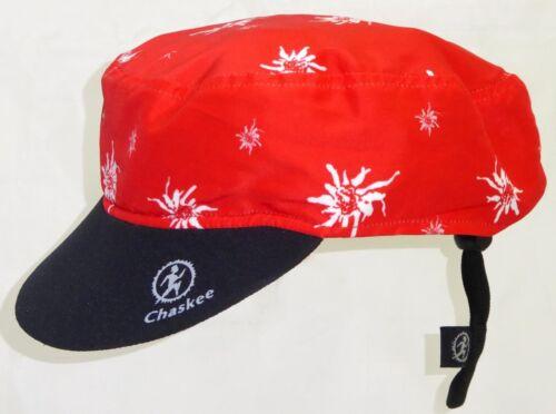 """Cap chaskee Réversible Cap /""""EDELWEISS/"""" en néoprène Bouclier Tournant Bonnet Protection UV"""