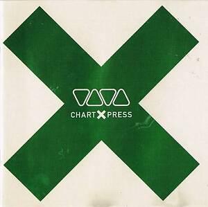 Musik-CD-Sampler-VIVA-Chart-X-Press