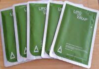 Ultimate Lipo Applicator Body Wrap, Five Wraps, Exp 2017