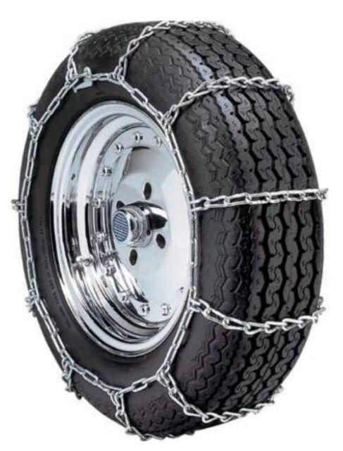 NEW **V-BAR REINFORCED ** USA Snow Tire Chains P235//75R15                     50