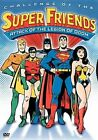 Challenge of The Superfriends DVD 1978 Region 1 US IMPORT NTSC by Jac