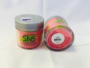 Sns Colour Prebonded Signature Nail Dip Powder 128 Lamborghini