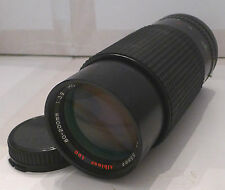 Film Camera Lens Albinar ADG 80-200mm 1:3.9 MC Macro Zoom 55MM - TESTED
