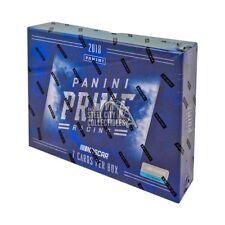 2018 Panini Prime Racing Hobby Box