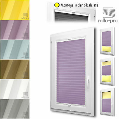Window Treatments & Hardware Brave Plissee Nach Maß Faltrollo Faltstore Kala Alu-schiene Weiß Jalousien Rollos Neu Supplement The Vital Energy And Nourish Yin