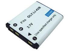 Battery NEW for Olympus Stylus 850-SW 850SW 840 LI-42B STYLUS 710 720 750 CAMERA
