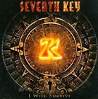 I Will Survive by Seventh Key (CD, Nov-2013, Frontiers Records (UK))