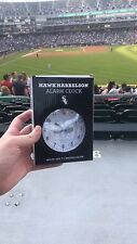 Ken Hawk Harrelson Alarm Clock White Sox 5/13 YES! YES! SGA