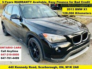 2013 BMW X1 AWD 4dr 28i