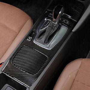 3tlg-Carbon-Mittelkonsole-Rahmen-Blende-Schutz-Passend-fuer-Opel-Insignia-B-II