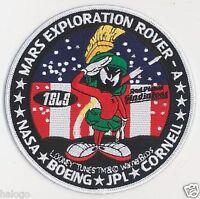 Nasa Marvin The Martian Patch - Super Rare - Nasa08
